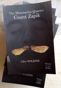 Hay Festival 2015 Clive Wilkins