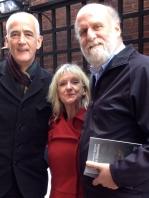 Clive Wilkins Nicky Clayton Dan Schacter