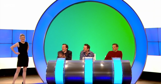 Nicky Clayton on Would I lie to you