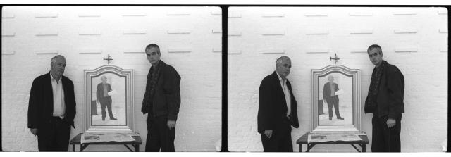 Howard Hodgkin Clive Wilkins 4