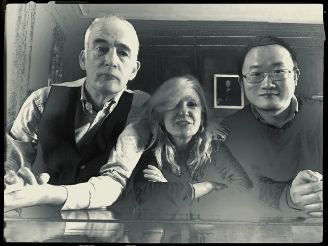 Clive Wilkins Nicky Clayton Michael Zhou